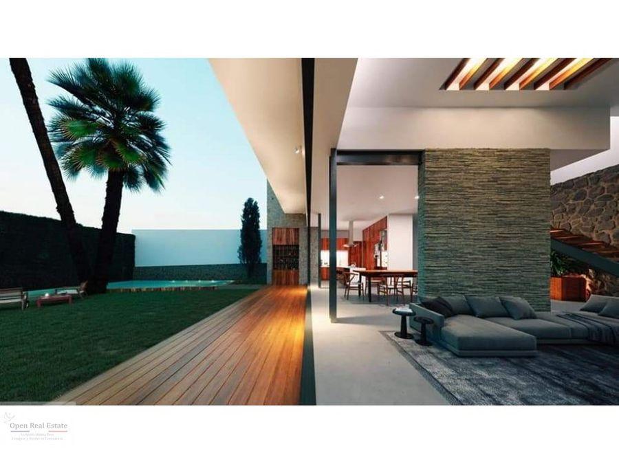 estrena espectacular casa moderna en cuernavaca oriente