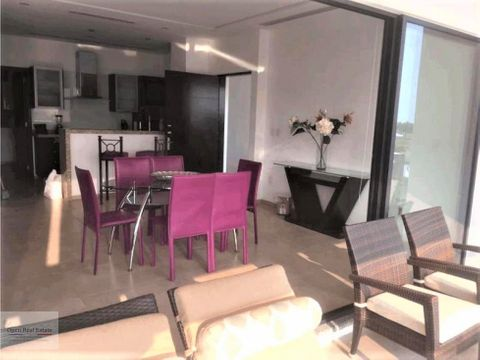 exclusivo departamento en paraiso country club