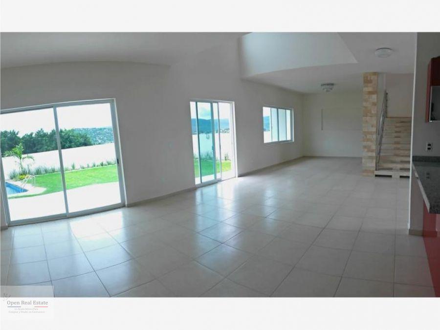 casa minimalista al sur de cuernavaca