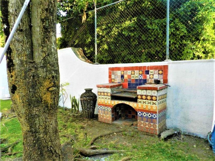 hermosa casa en fracc en cuernavaca palmira