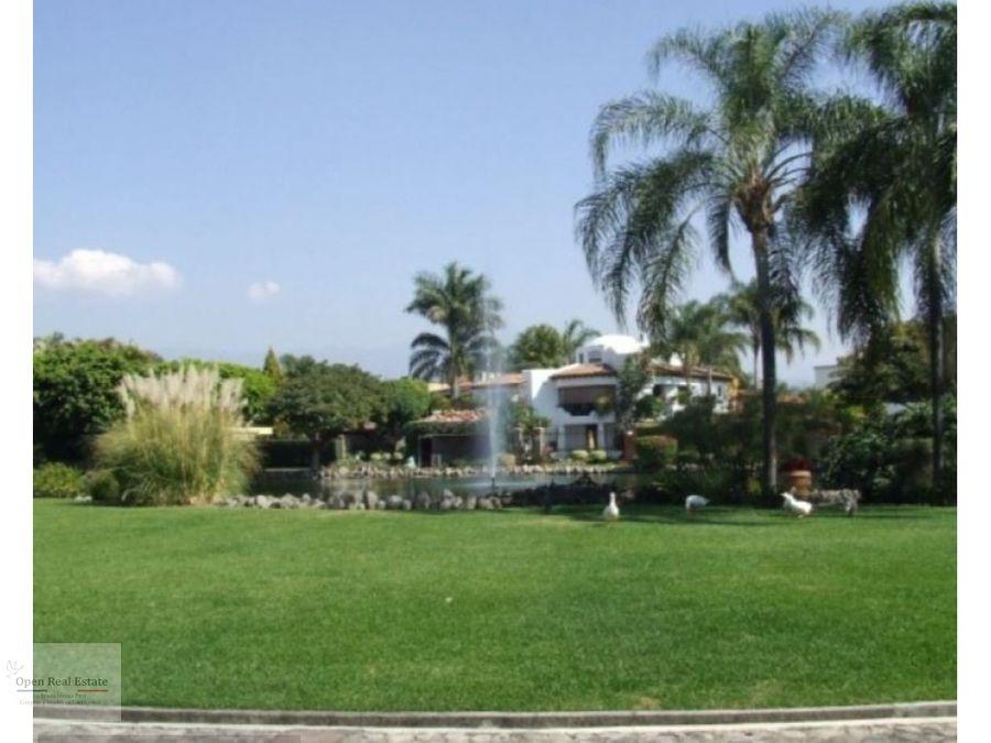terreno plano en residencial sumiya cuernavaca jiutepec