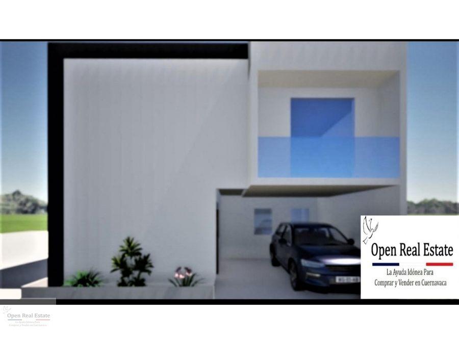 preventa casa con roof garden y entrada independiente
