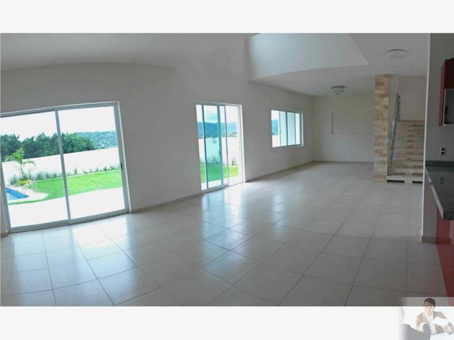 moderna casa con vista panoramica