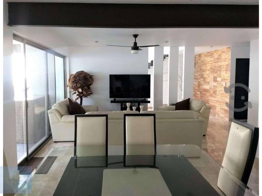 majestuosa residencia minimalista