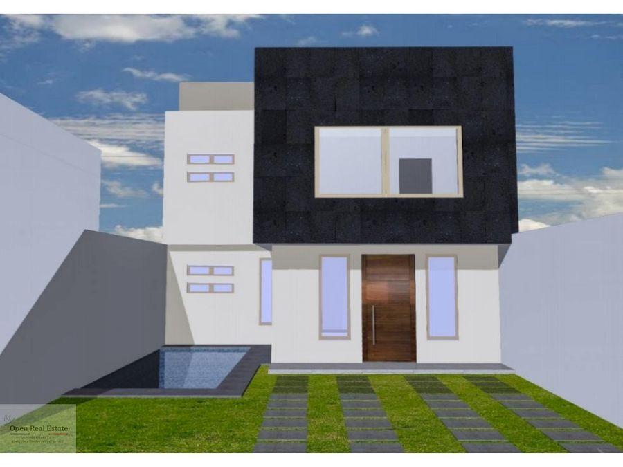 moderna casa en preventa en privada con porton electrico
