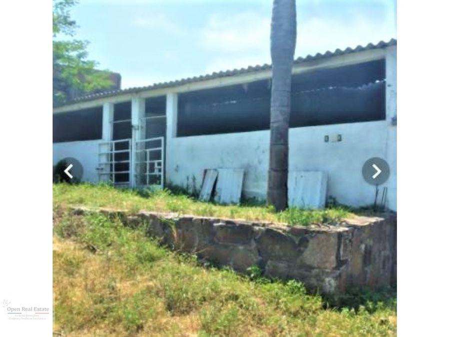 oferta venta de amplio rancho de 16 mil metros