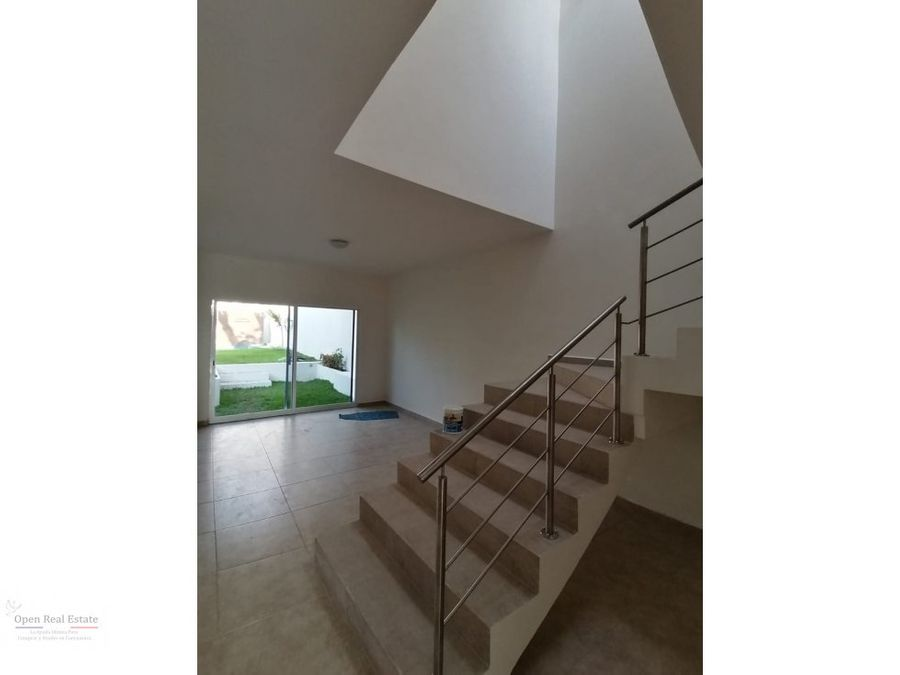 casa del arbol moderna nueva al sur de cuernavaca