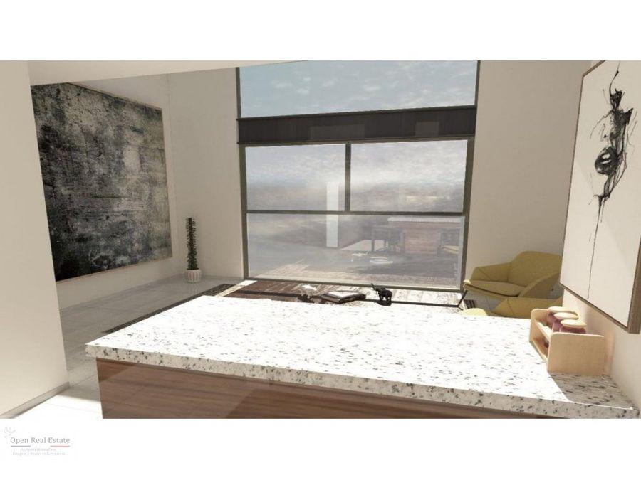 departamento en exclusivo condominio residencial pb y 1er piso