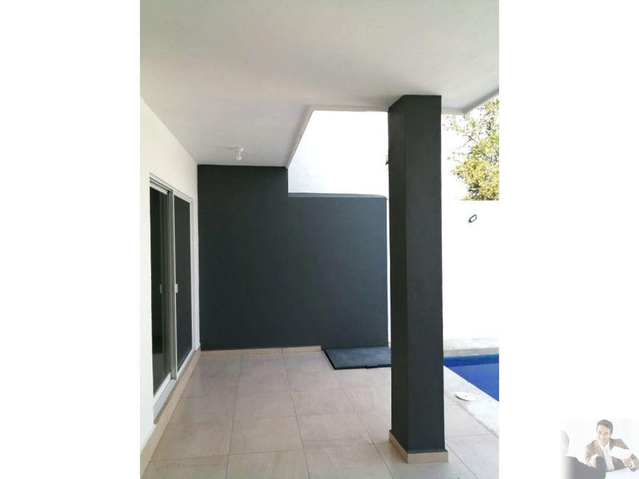 casa minimalista en exclusivo fracc vig 247