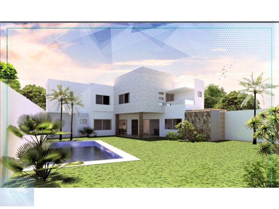 imponente residencia moderna al sur de cuernavaca