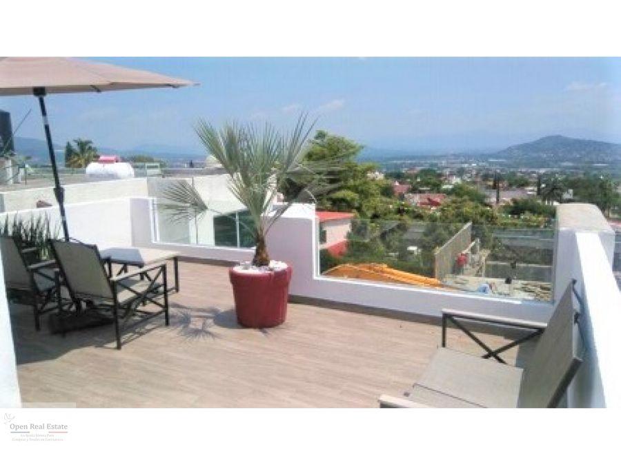 estrena casa moderna con vig 247 y roof garden