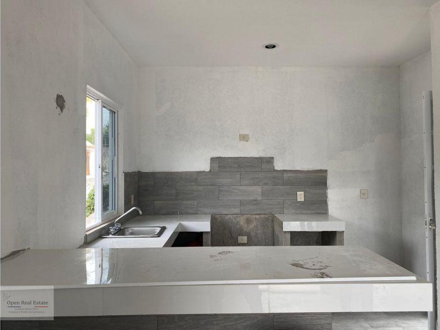 casa moderna en zona burgos oportunidad