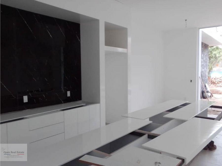 estrena moderna casa en cuernavaca zona dorada