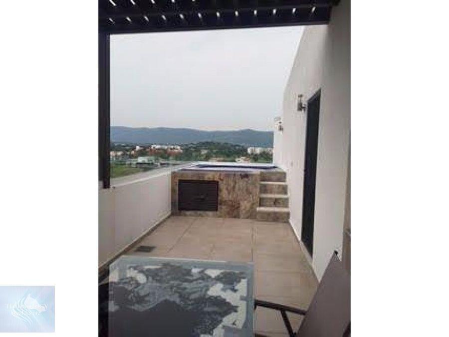 maravilloso ph con roof garden privado