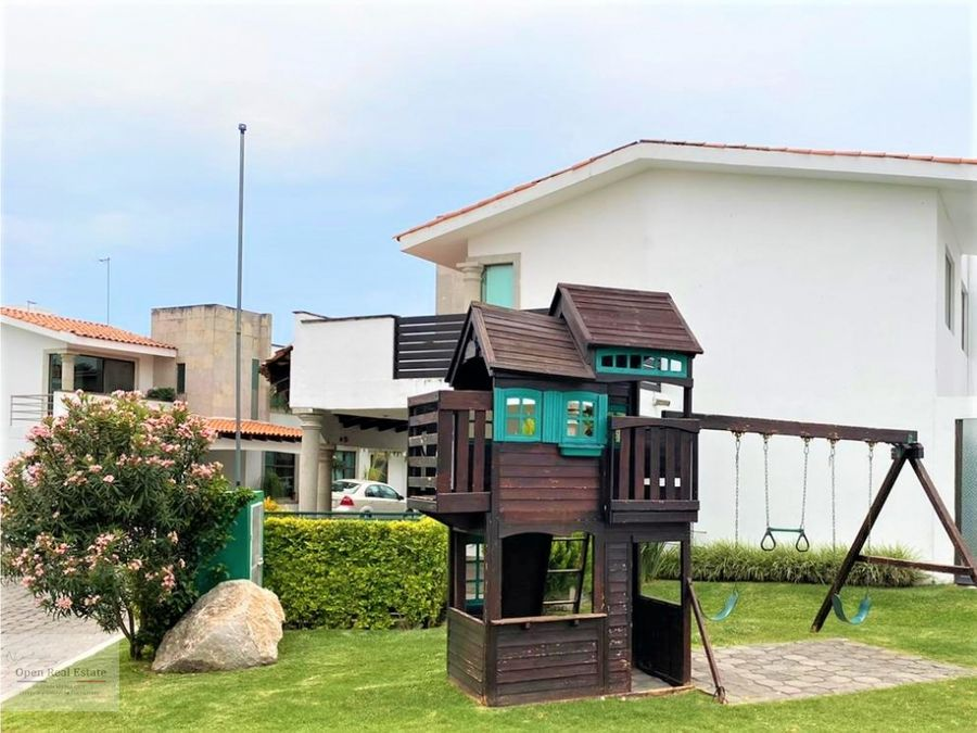 exclusiva casa con excelentes acabados