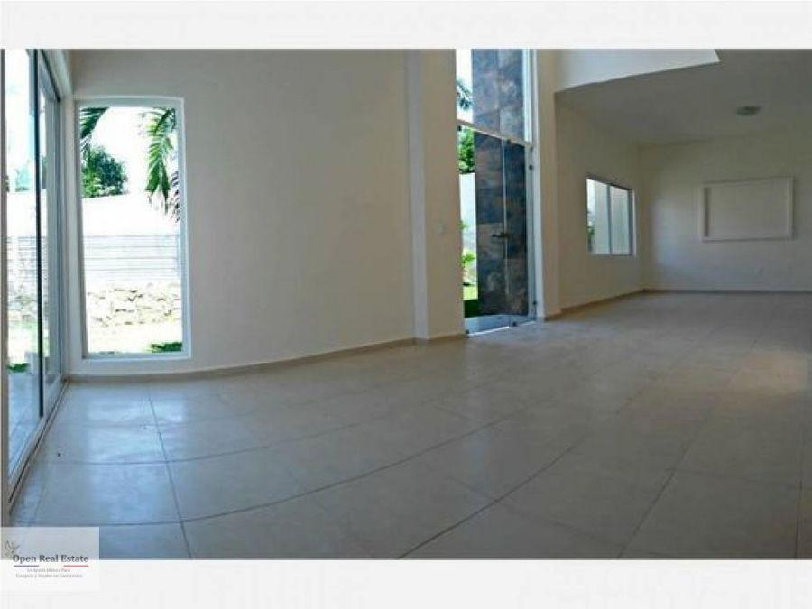 estrena casa minimalista al sur de cuernavaca