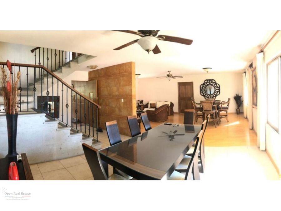 hermosa casa en privada con vig en cuernavaca