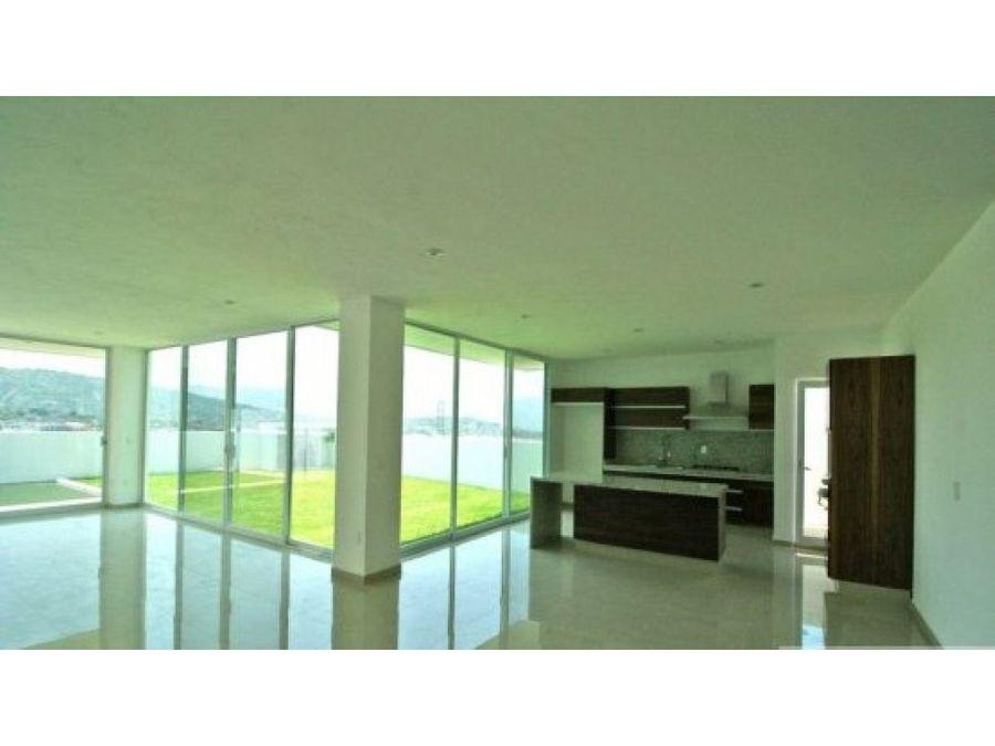 hermosa casa con amplios espacios