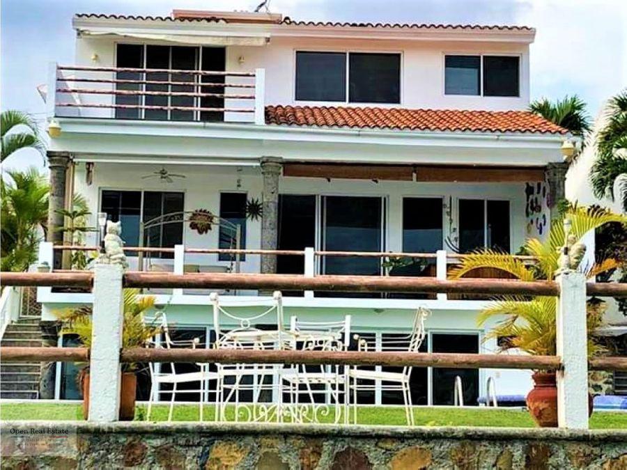 magnifica casa en cocoyoc