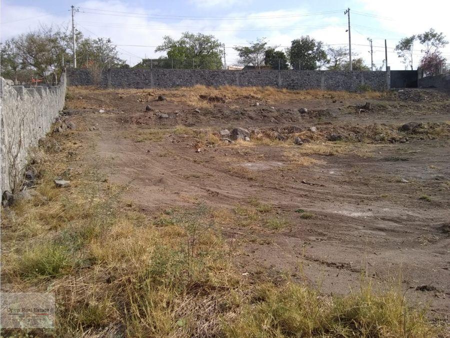 terreno de 2204 metros para inversionistas en xochitepec
