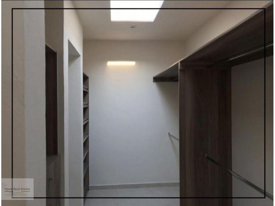 estrena exclusiva y moderna residencia en cuernavaca