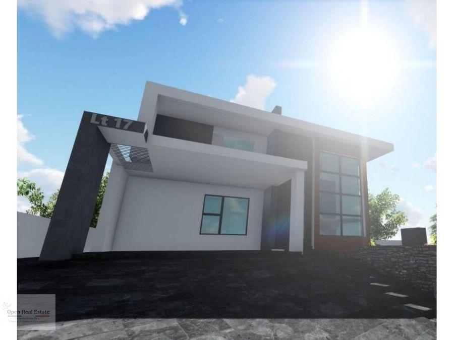 preciosa casa en prerv con acabados de lujo