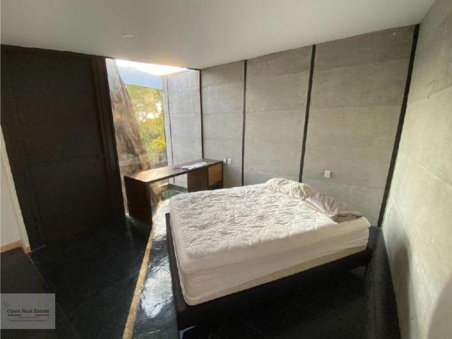 casa estilo contemporaneo industrial en cuernavaca