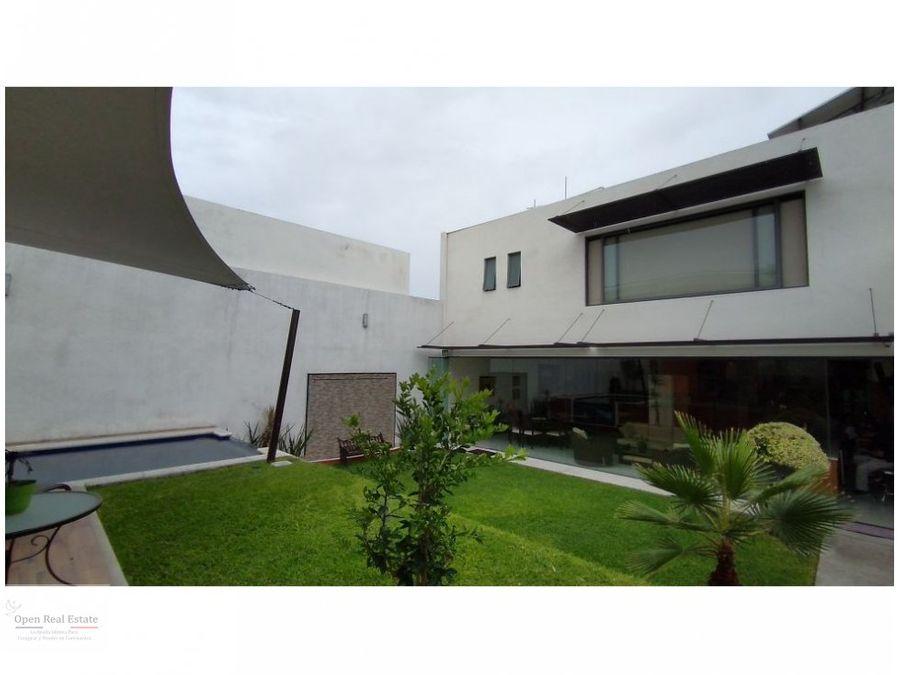 hermosa y espaciosa casa inteligente en burgor corinto