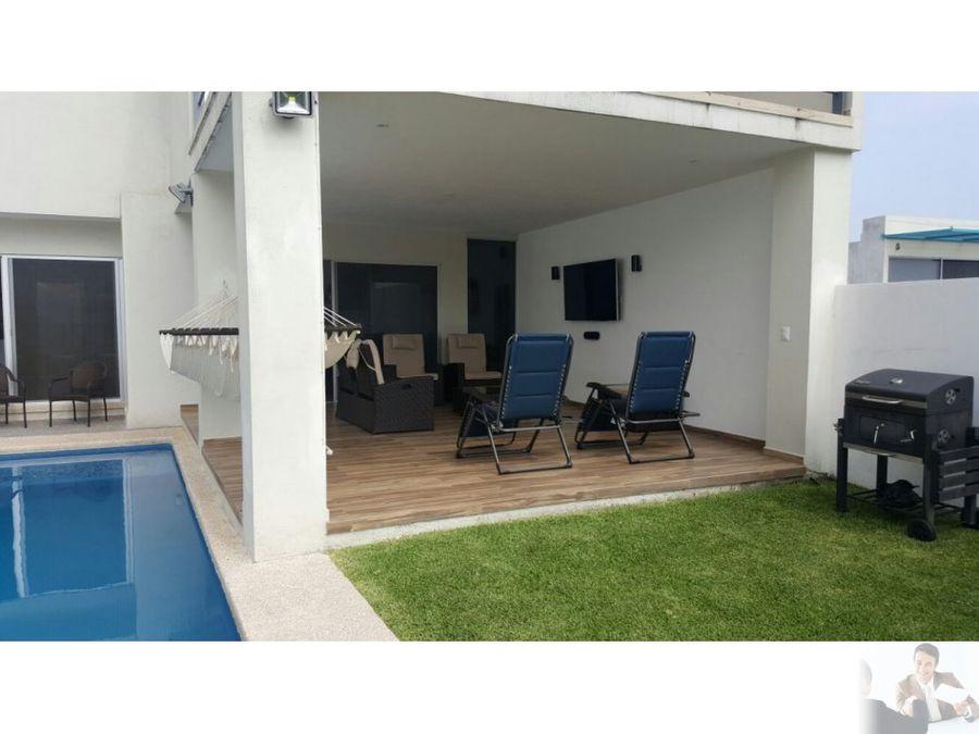 residencia amplios espacios y vista panoramica