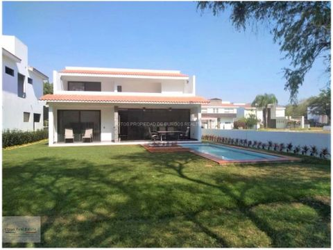 exclusiva residencia en fracc paraiso country club