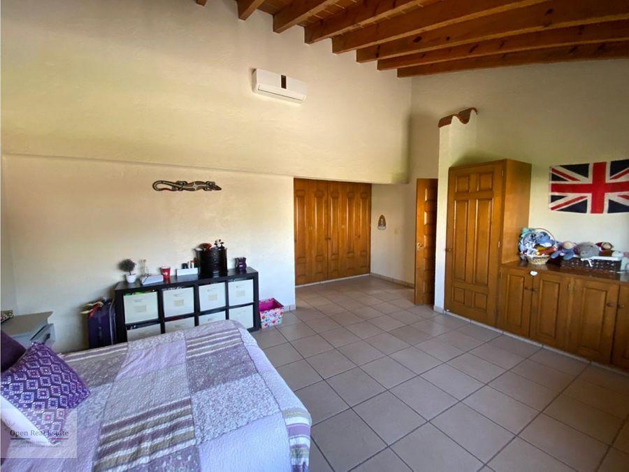 casa estilo mexicano moderno en cuernavaca