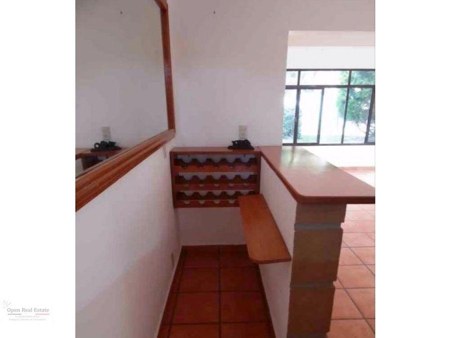 casa impecable con amplios espacios en cuernavaca