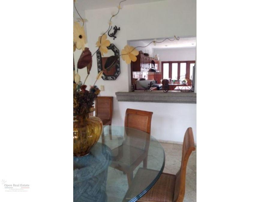 casa con alberca en cuernavaca morelos