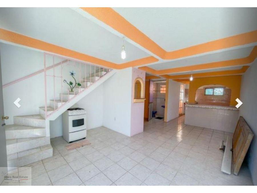 se vende casa en condominio al norte de cuernavaca