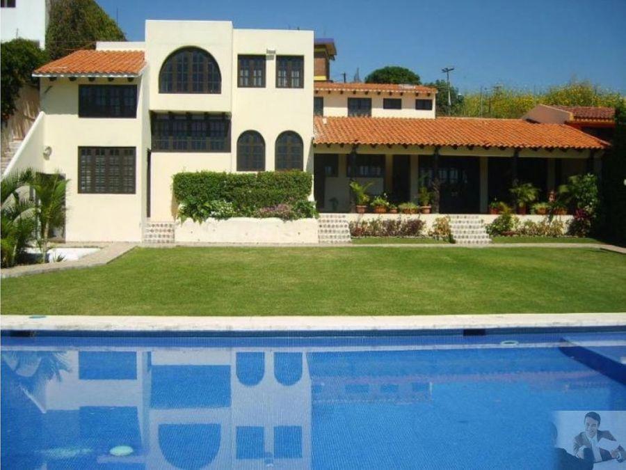 casa estilo colonial cuernavaca