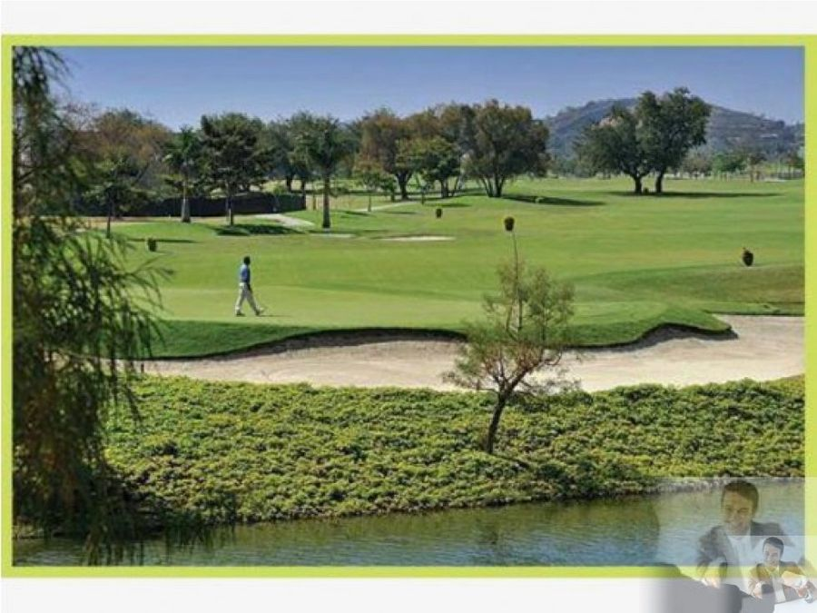 oportunidad terreno plano en esquina paraiso country club