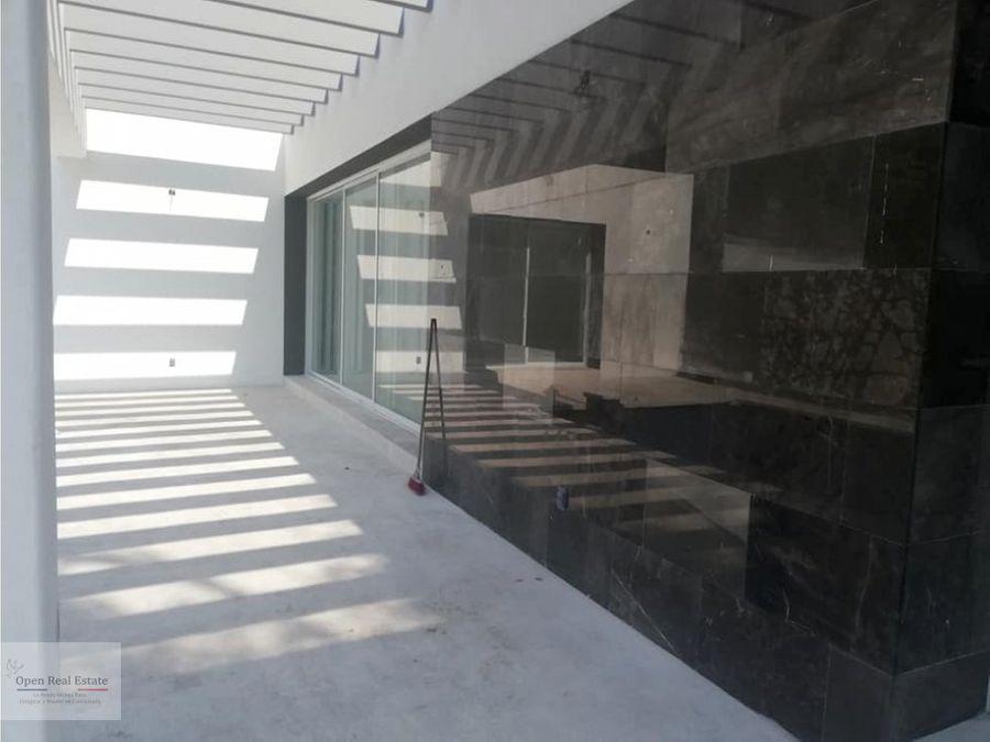 estrena residencia moderna en fracc con finos acabados