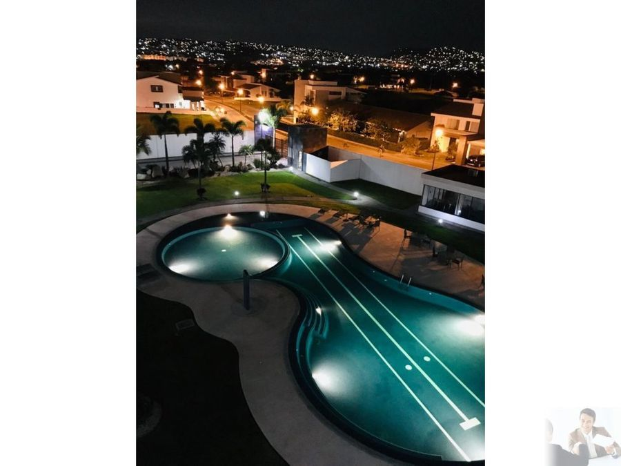 espectacular departamento en paraiso country club
