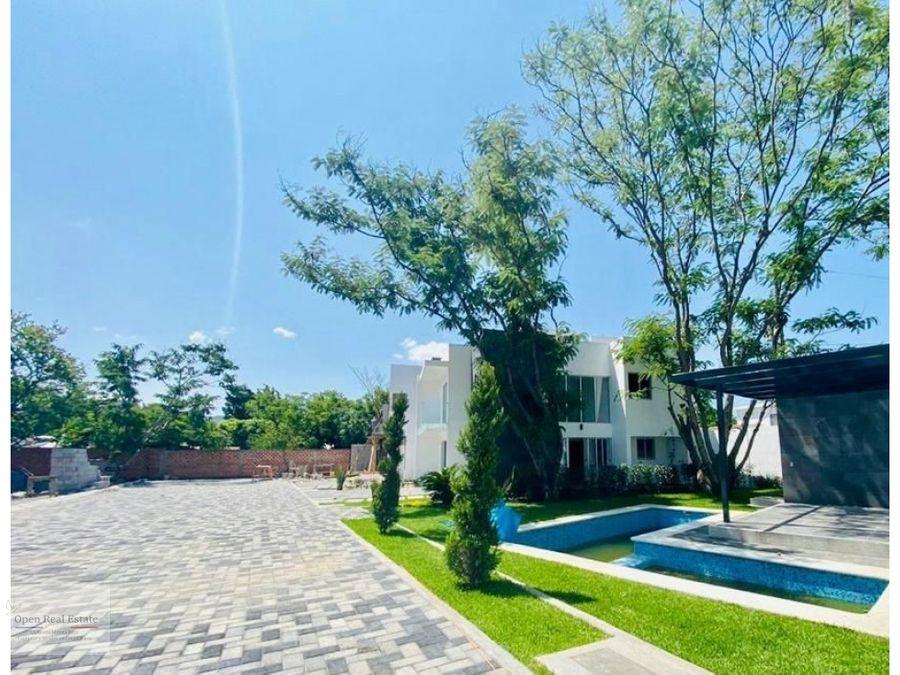 estrena casa con precioso roof garden