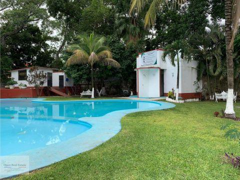casa en excelente ubicacion yautepec