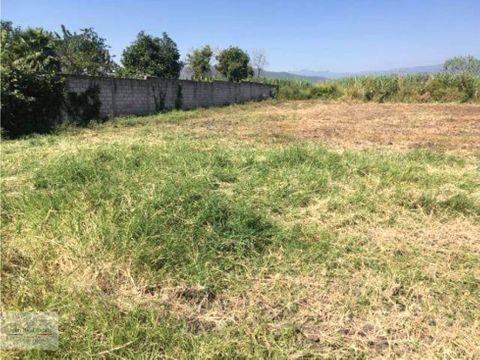 amplio terreno ejidal camino a oacalco yautepec morelos