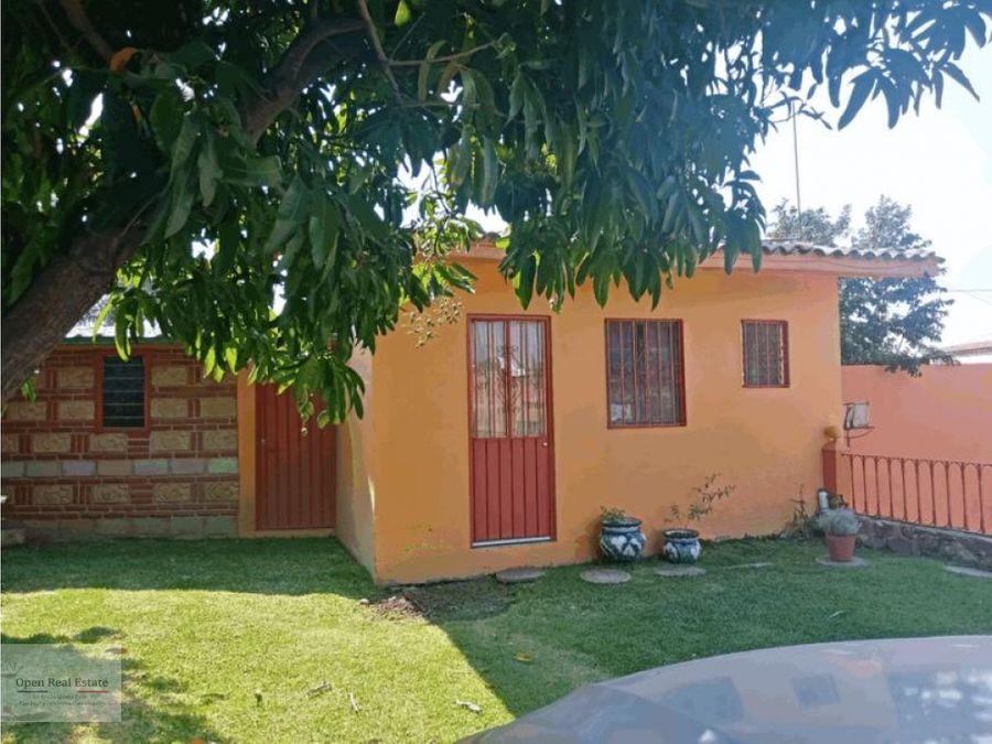 hermosa casa sola en una planta vig 247 al sur de cuernavaca