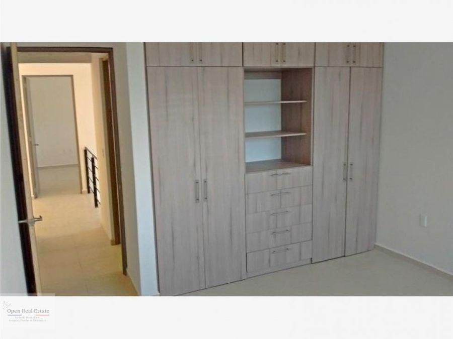 casa minimalista en preventa al sur de cuernavaca