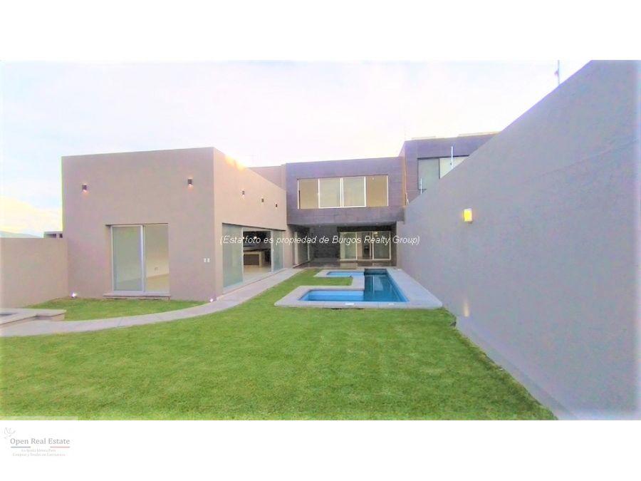espectacular residencia dentro de burgos corinto