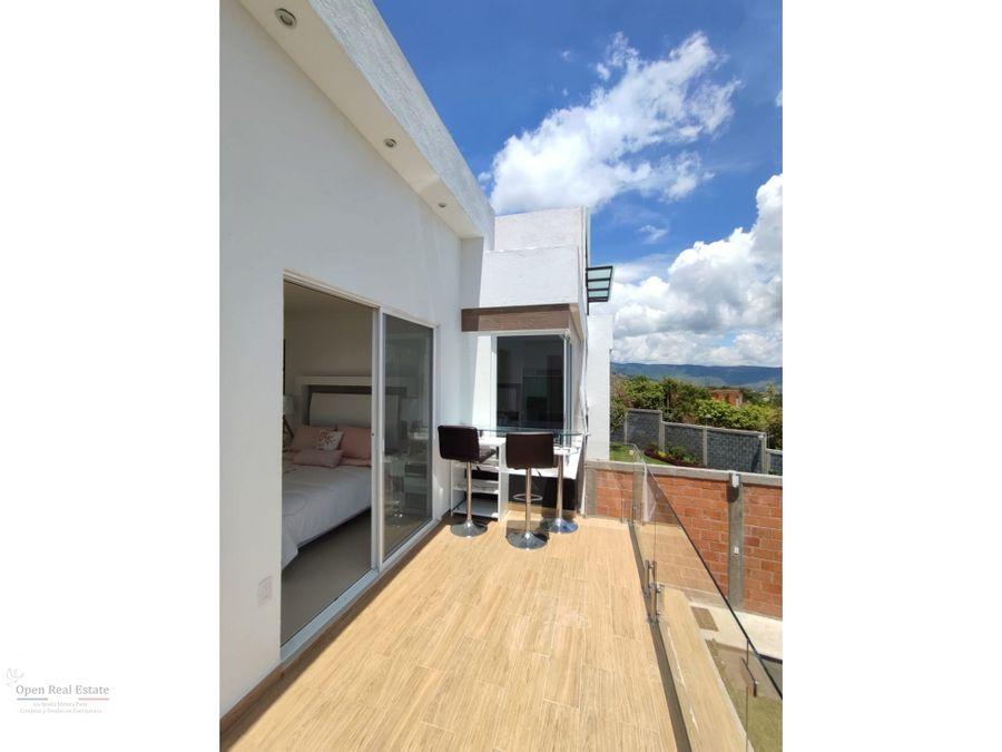estrena casa con roof garden al sur de cuernavaca