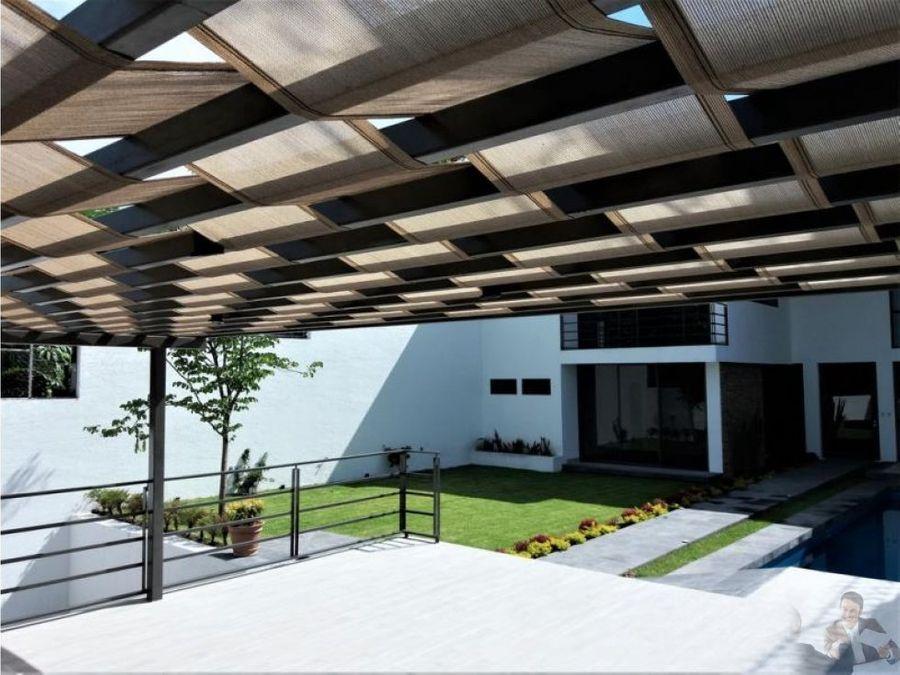 hermosa casa moderna en fraccionamiento burgos