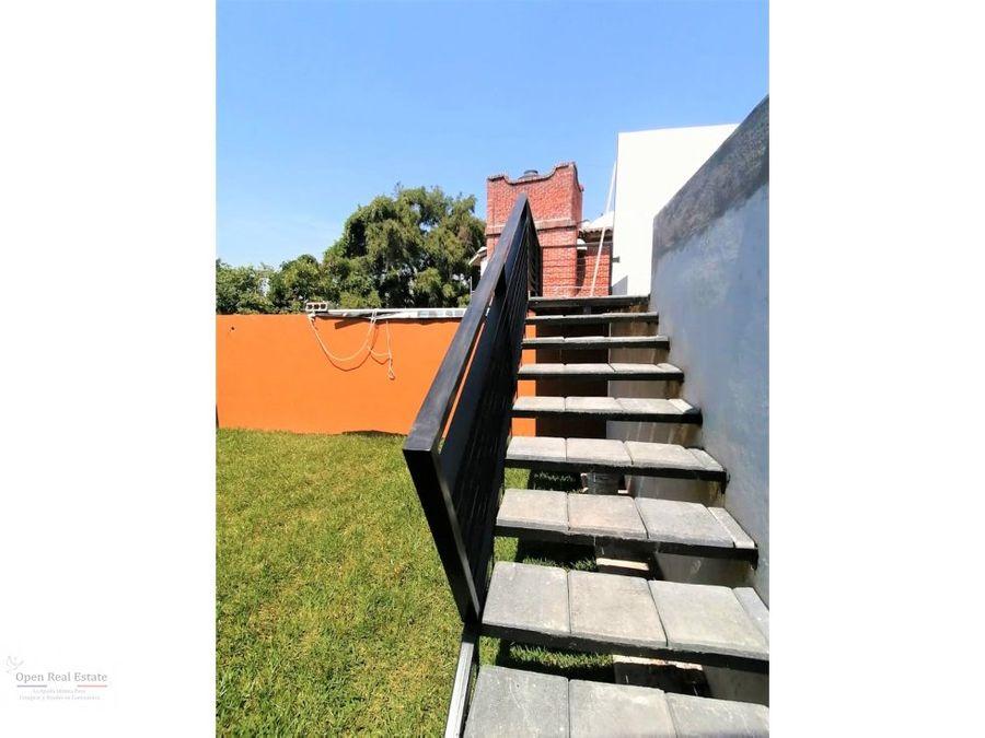 espectaculas casa con alberca y terraza priv al sur de cuernavaca