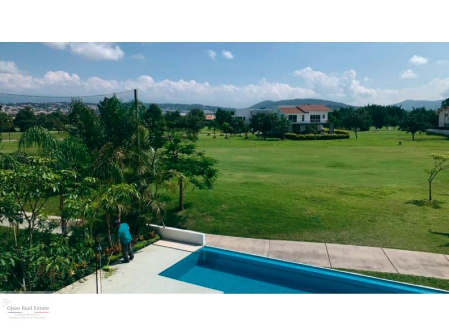 espectacular residencia en fracc paraiso country club
