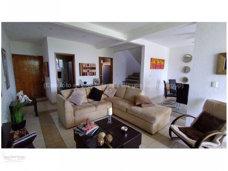 hermosa y comfortable casa en burgos