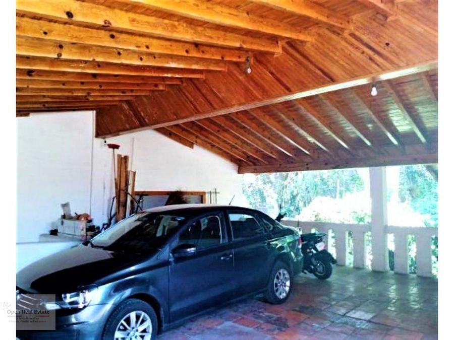 casa en fracc estilo californiano en cuernavaca